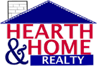 Hearth & Home Realty, logo